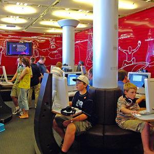 Интернет-кафе Багаевского