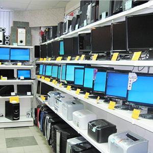 Компьютерные магазины Багаевского