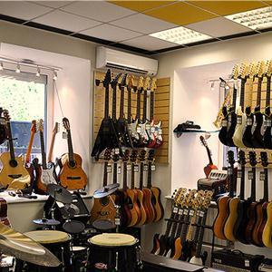 Музыкальные магазины Багаевского