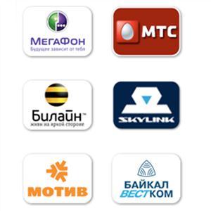 Операторы сотовой связи Багаевского