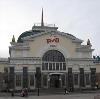 Железнодорожные вокзалы в Багаевском