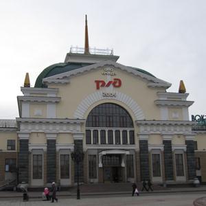 Железнодорожные вокзалы Багаевского
